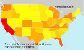 Pember - Names Encyclopedia