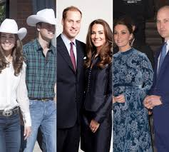 Every time Prince William and Kate Middleton have coordinated outfits -  Insider