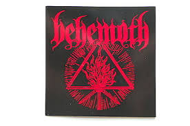 Behemoth Sticker Decal Car Bumper Window Rock Metal Music Apprx 4 X4 481 Ebay