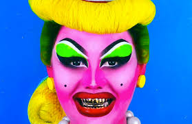 lill the drag queen introduces us to