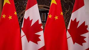 英僱員被捕加拿大取消駐港人員大陸行美出面營救兩名加拿大人