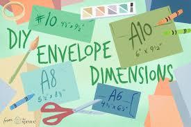 11 free printable envelope templates in