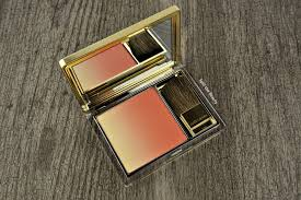 lauder pure color blush witty peach