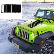 2020 Car Hood Sticker For Jeep Jk Tj Yj Auto Stripes Vinyl Decal Sticker Body Decor Decals Car Exterior Sticker Army From Shuangyin1995 10 44 Dhgate Com