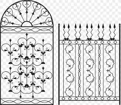 Window Grille Wrought Iron Png 940x818px Window Area Black And White Decorative Arts Door Download Free