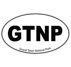 Amazon Com Js Artworks Gtnp Grand Teton National Park Vinyl Sticker Decal Automotive