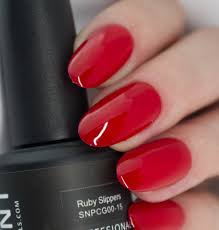 ruby slippers gel nail polish