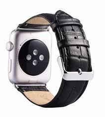 genuine leather watchband strap