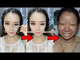 asian makeup transformations 2019