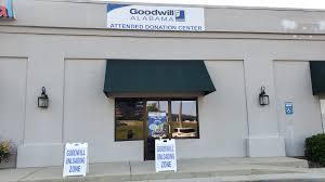 goodwill drop off center open off hwy