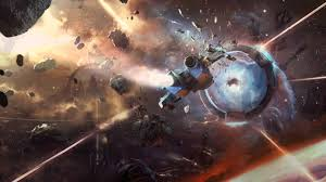sci fi hd wallpaper art game