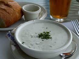 Clam chowder - Wikipedia