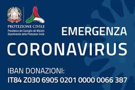 Emergenza Coronavirus: la risposta nazionale