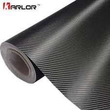 Diy 4d Carbon Matte Carbon Fiber Wrap Vinyl Decal Film Sticker Car Air Release