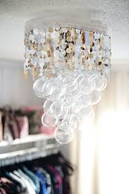 pretty handmade chandelier