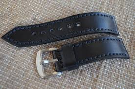 watch strap the thick leather watch