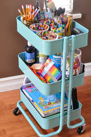 49 Clever Storage Solutions For Living With Kids Clever Storage Clever Storage Solutions Kids Playroom