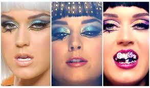 katy perry cleopatra makeup tutorial