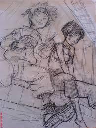 Fanart :: Naruto and Hinata by Elyon -- Fur Affinity [dot] net