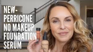 no makeup foundation serum review