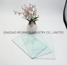 clear sheet glass for photo frame