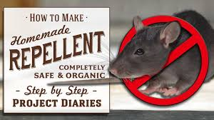 repellent spray good for rats mice