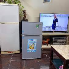 Chuyên mục mỗi ngày 1 khách hàng: Khách... - SINNI - Tủ lạnh mini 90 lít 2  cửa