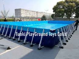 High Quality Above Ground Frame Swimming Pool Intex Swimming Pool Water Play Equipment Aliexpress