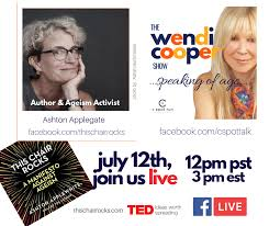 Join me via FB Live on the Wendi Cooper... - This Chair Rocks | Facebook