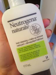 neutrogena naturals fresh cleansing