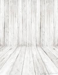 ألواح خشبية بيضاء جدار الطابق الخلفيات الأطفال جدي ستوديو صورة