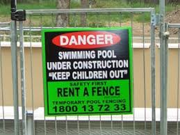 Temporary Pool Fencing Rent A Fence