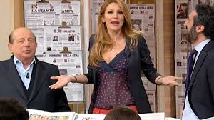Grande Fratello Vip 2020, Adriana Volpe e Magalli. Rita ...
