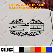 U S Stickers Decals Military Combat Action Window Decal Bumper Sticker Collectibles Stickers Decals