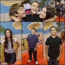 "D23Expo - Crash & the kids from hit show ""Crash & Bernstein"" include Cole  Jensen, Aaron Landon, & Landry Bend… | Disney live action, Landry bender,  Female actresses"