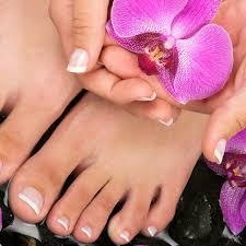 basic or spa mani pedi happy nails