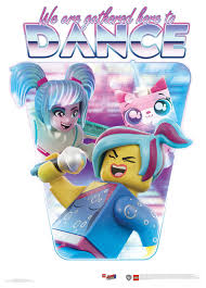 Lego Movie 2 Dance Poster Contemporary Kids Wall Decor By Trends International