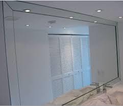 bathroom mirrors all purpose glazing