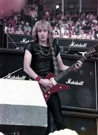 Young Adrian Smith // Iron Maiden.. Number Of The Beast Tour (With ...