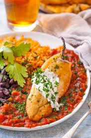chile relleno recipe traditional