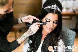 bridal victoria fox makeup artist