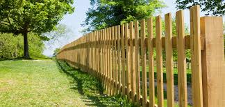Installing Diy Fence Materials On A Sloped Surface United Fence Utah