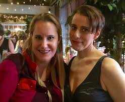 With Judy Kuhn | Fun Home Opening Night After Party. URBO. A… | Flickr