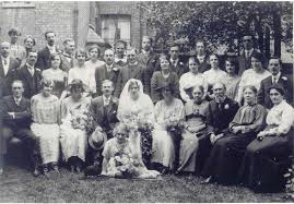 Family of Percy Clarence PATEMAN and Elsie Maude WEST