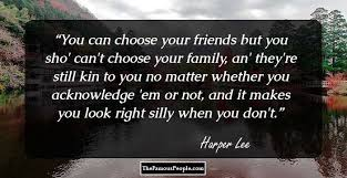 great family quotes for one big happy family