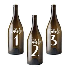 Heap Wall Stickers Wedding Party Table Number Decals Removable Waterproof Table Vinyl Sticker Decal For Wedding Glass Bottle Board D Word Wall Decals Word Wall Stickers From Deniaiwo1314 7 81 Dhgate Com