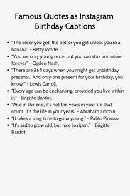 instagram birthday captions for yourself birthday captions