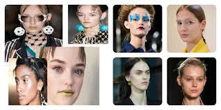 runway makeup trends for spring summer 2016