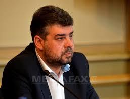 Marcel Ciolacu, preşedintele PSD: Nu a cerut niciun lider de grup ...