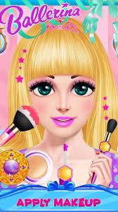 ballet dancer ballerina makeup app for